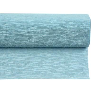 Креп хартия 50x230 см синя