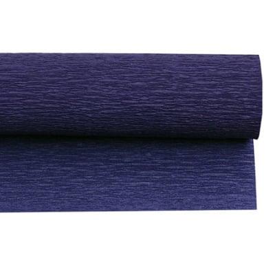 Креп хартия 50x230 см синя индиго