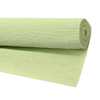 Креп хартия 50x230 см резедава