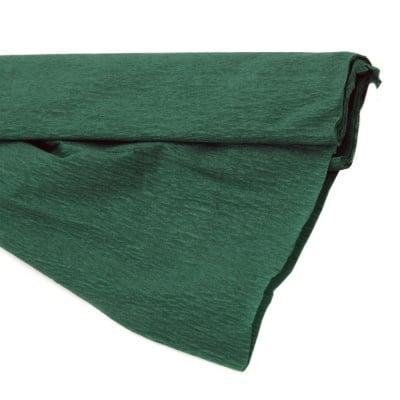 Креп хартия фина 50x200 см зелена тъмно