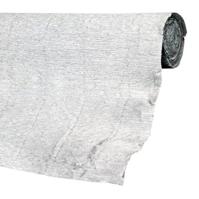 Креп хартия 50x250 см цвят сребро металик
