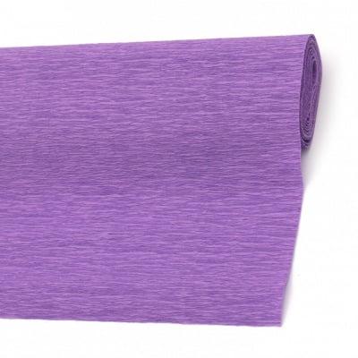 Креп хартия 50x230 см виолетова