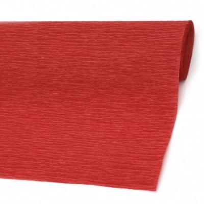Креп хартия 50x230 см червена