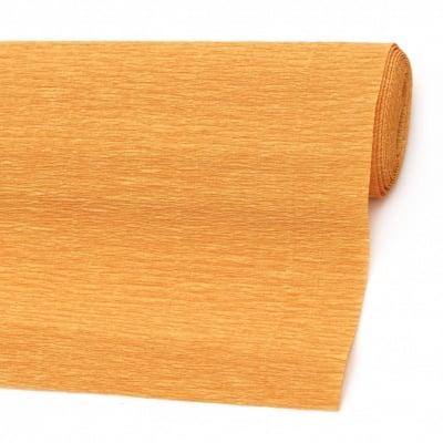 Креп хартия 50x230 см оранжева светло