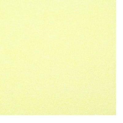 Картон с брокат 30x30 цвят жълт електрик