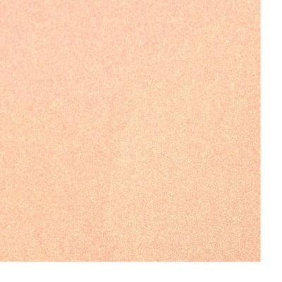 Картон с брокат 30x30 цвят оранжев електрик