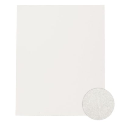 Картон перлен едностранен релефен 240 гр/м2 А4 (21x 29.7 см) бял -1 брой