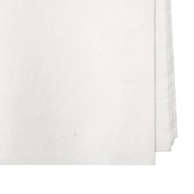 Тишу хартия 50x65 см бяла -10 листа