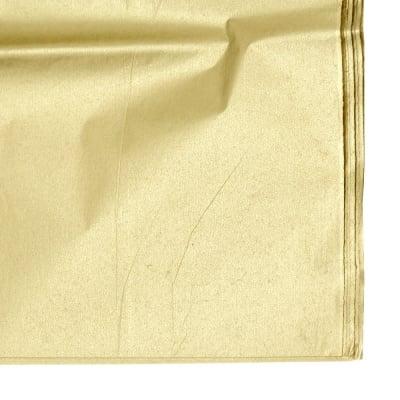 Тишу хартия 50x65 см цвят злато -10 листа