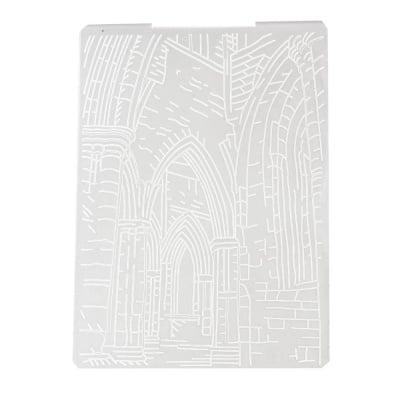 Папка за релеф 12.5x17.8 см -сграда