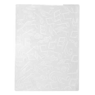 Папка за релеф 10.5x14.5 см -ноти