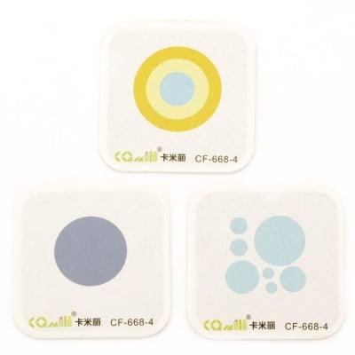 Щанца за изрязване от 4 мм до 35 мм АСОРТЕ кръг