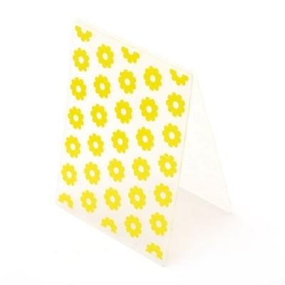 Папка за релеф 7.5x10 см -цветя
