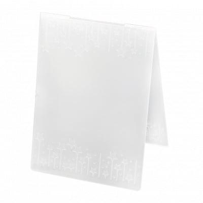 Папка за релеф 10.5x14.5 см -звезди