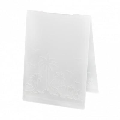Папка за релеф 10.5x14.5 см -палми