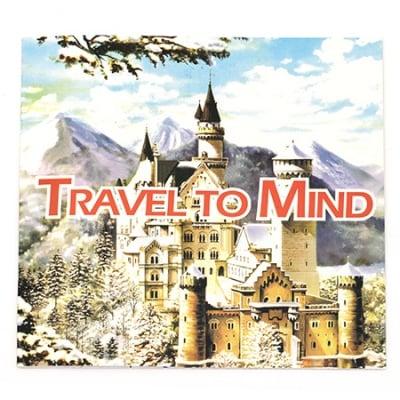Книжка за оцветяване антистрес 24x24.5 см 24 страници - Travel To Mind