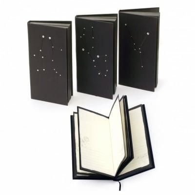 Тефтер Eno астрология 90x178 мм -110 листа