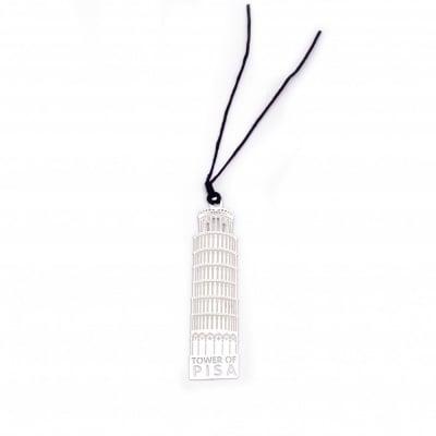 Книгоразделител /bookmark/ Pisa 14.9x1.8 см