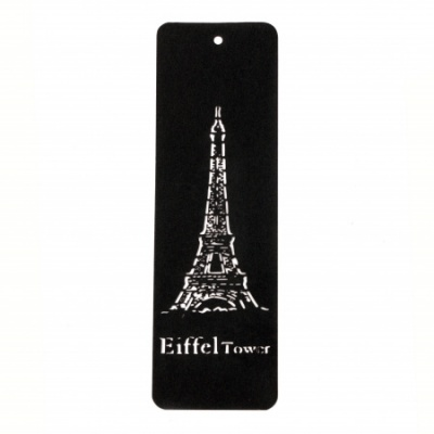 Книгоразделител /bookmark/ 15.5x5 см винтидж Eiffel Tpwer