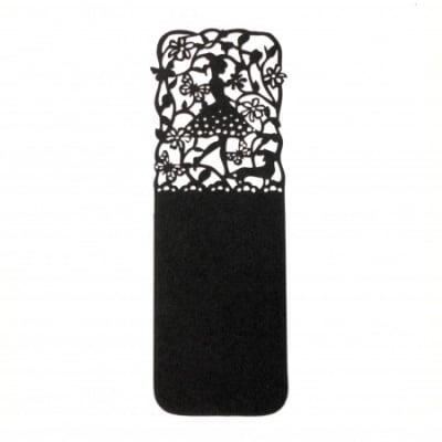 Книгоразделител /bookmark/ 15.5x5 см винтидж момиче