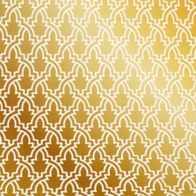 Xартия за скрапбукинг 12 inch(30.5 x 30.5 см) едностранна перленa 160гр/м2 -1 лист