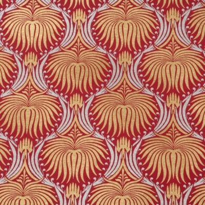 Дизайнерска индийска хартия 120 гр за скрапбукинг, арт и крафт 56x76 см texture Gold and Silver on PinkHP16