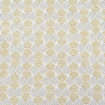 Дизайнерска индийска хартия 120 гр за скрапбукинг, арт и крафт 56x76 см текстилна NON WOVEN printed Gold Silver White HP21