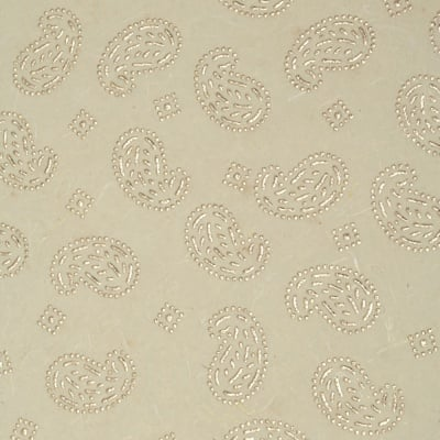 Дизайнерска индийска хартия 120 гр за скрапбукинг, арт и крафт 56x76 см cotton, Silk, print foil Gold Yelow HP44