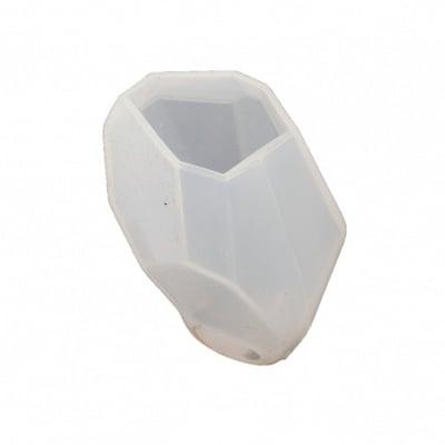 Силиконов молд /форма/ 50x45x68 мм камък