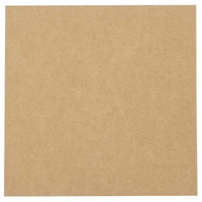 Крафт картон 17x19 см МИКС -10 броя