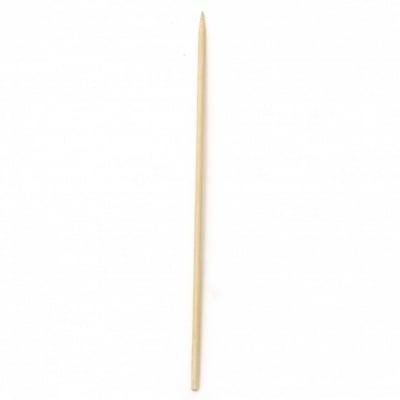 Бамбукови пръчки 295x4 мм ~50 броя
