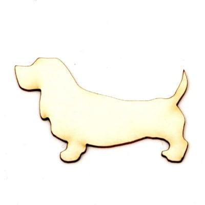 Куче от бирен картон 30x50x1 мм -2 броя