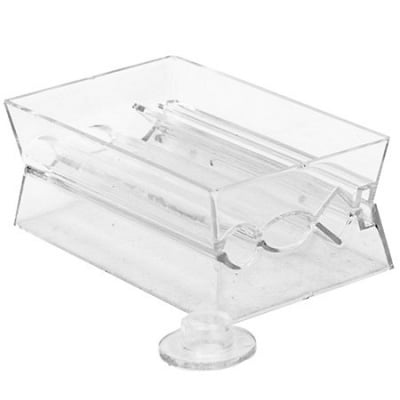 Модул пластмаса 10.2x6.35x0.3 см за глинени изделия