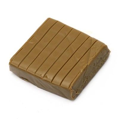 Полимерна глина охра тъмна - 50 грама