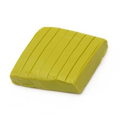 Полимерна глина цвят оливин светъл - 50 грама