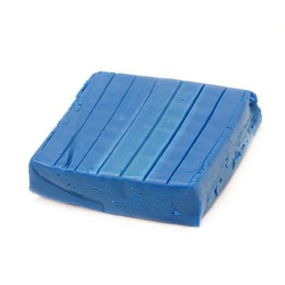 Полимерна глина синя - 50 грама
