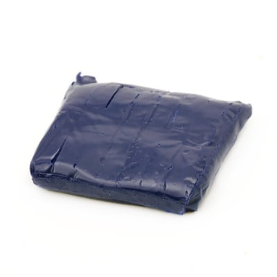 Полимерна глина синя тъмно - 50 грама