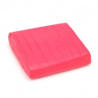 Полимерна глина цвят диня неон -50 грама