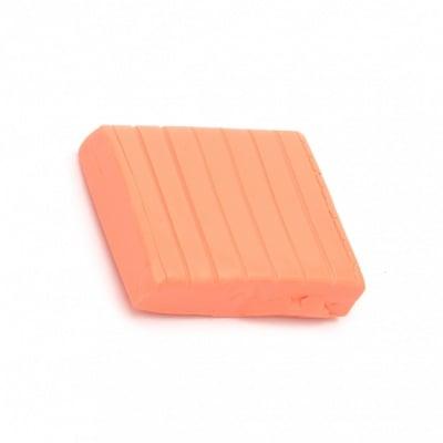 Полимерна глина цвят сьомга тъмна -50 грама