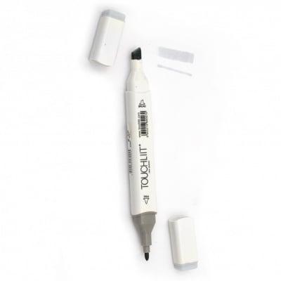 Двувърх маркер с алкохолно мастило за рисуване и дизайн BG1 -1 брой
