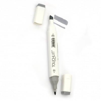Двувърх маркер с алкохолно мастило за рисуване и дизайн CG4 -1 брой