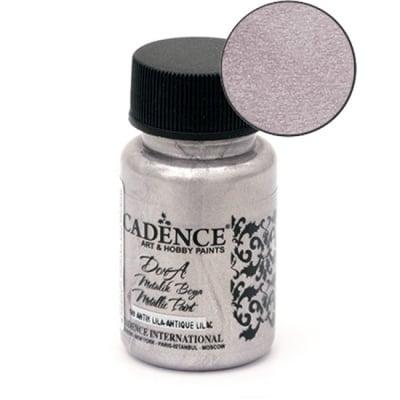 Акрилна боя металик CADENCE DORA 50 мл. - ANTIQUE LILAC 149