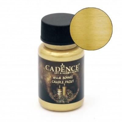Боя за свещи CADENCE 50 мл. - RICH GOLD 2136