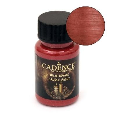 Боя за свещи CADENCE 50 мл. - RED 2133