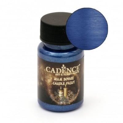 Боя за свещи CADENCE 50 мл. - SAX BLUE 2154