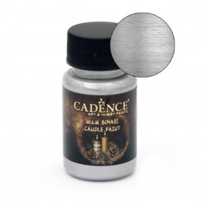 Боя за свещи CADENCE 50 мл. - SILVER 2132