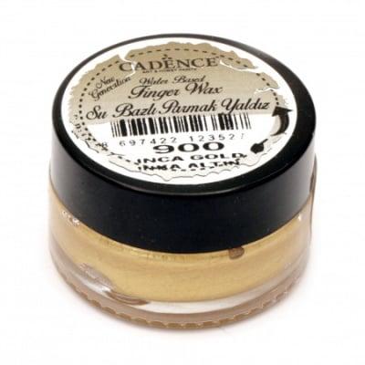 Антична паста CADENCE 20 мл. - INCA GOLD 900