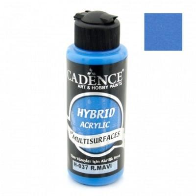 Акрилна боя CADENCE HYBRID 120 мл - ROYAL BLUE H-037