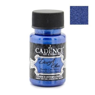 Боя за стъкло CADENCE DORA 50 мл. - SAX BLUE 3154