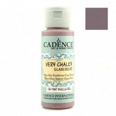 Боя за стъкло и порцелан CADENCE 59 мл - ASHY ROSE CG-1347